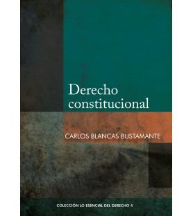 Derecho constitucional (eBook)