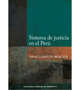 (eBook) Sistema de justicia...