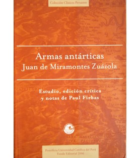 Armas antárticas. Juan de...