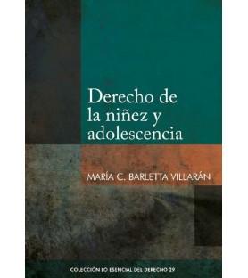 (eBook) Derecho de la niñez...