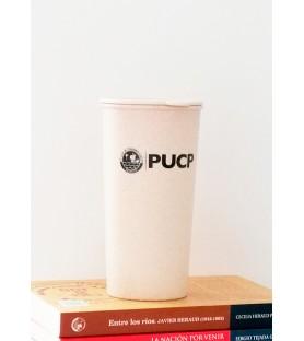 Vaso ecológico PUCP