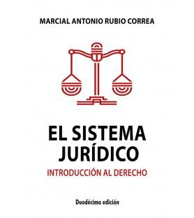 El sistema jurídico....