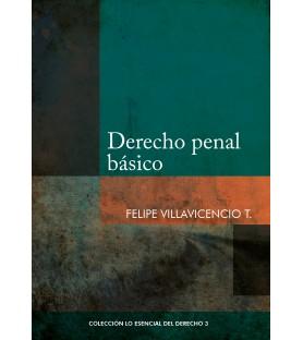 Derecho penal básico (eBook)
