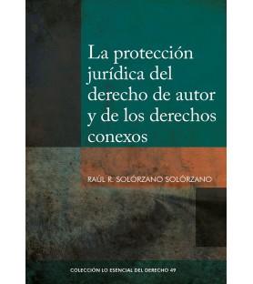 La protección jurídica del...