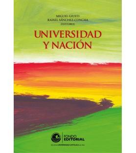 (eBook) Universidad y Nación