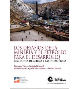 Los desafíos de la minería...