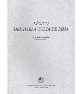Léxico del habla culta de Lima