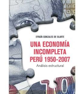 Una economía incompleta....