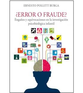 Error o fraude