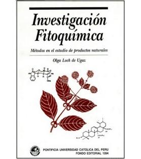 Investigación fitoquímica