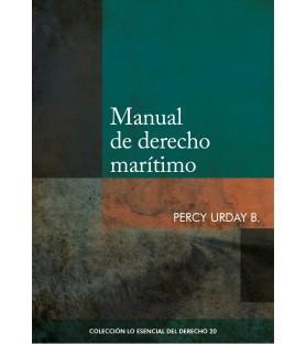 Manual de derecho marítimo